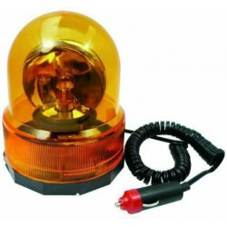BLINKY ROTATING FLASHING LIGHT MAGNETIC 12 V 34645-10/9