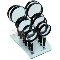 BLINKY LENS MAGNIFIERS MM. 90