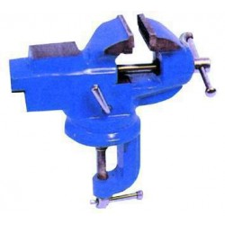 BLINKY VISE FOR HOBBYISTS CAST IRON SWIVEL BASE MM. 50