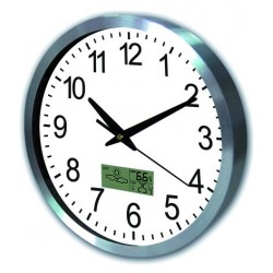 BLINKY CLOCK ANALOG WALL ROUND DIAMETER CM. 25