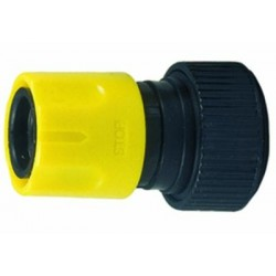 BLINKY, QUICK COUPLING HOSE CONNECTOR 1/2F STOP BK-PS 1/2F
