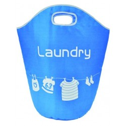 BLINKY BAG LAUNDRY BLUE PADDED LT. 60 C. CA