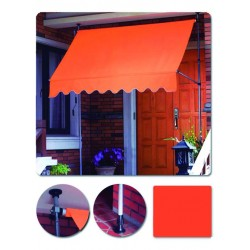BLINKY THE AWNING SELF-SUPPORTING ORANGE MT.2,5X1,5