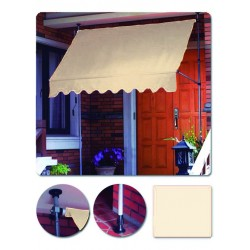BLINKY AWNING FREESTANDING BEIGE MT.2,5X1,5