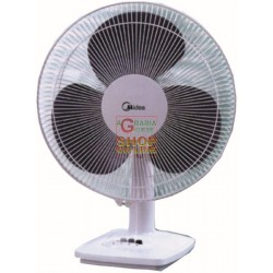 BLINKY desk FAN BK-VE/T30 3 SPEED, DIAMETER CM. 31