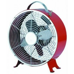 BLINKY FAN TABLE MOD. JUPITER RED, DIAM. CM. 20