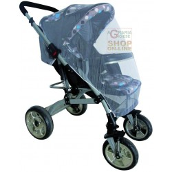 BLINKY MOSQUITO NET FOR STROLLER MT. 1,2 X 1,4