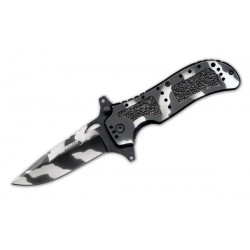 BOKER KNIFE CAMO DEFENDER