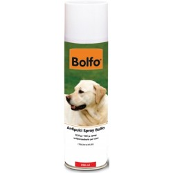 BOLFO SPRAY INSECTICIDE FLEA AND TICK FOR DOGS ML. 250