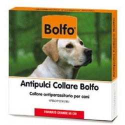 BOLFO TOP DOG COLLAR LARGE CM. 66