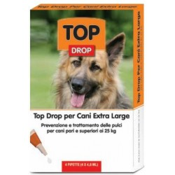 BOLFO TOP DROP-COLLAR FOR DOGS EXTRA LARGE SUPER 25 KG.