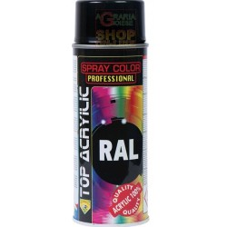 SPRAY PAINT YELLOW TRAFFIC ACRYLIC RAL 1023 ML. 400