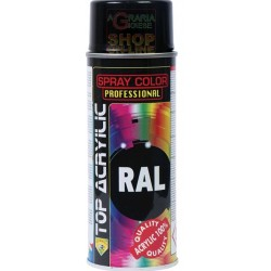 SPRAY-GOLD YELLOW ACRYLIC RAL 1004 ML. 400