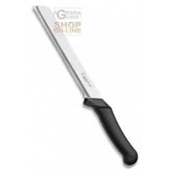 BONOMI BREAD KNIFE HANDLE-POLYPROPYLENE BLADE STAINLESS STEEL