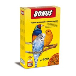 BONUS FEED FORMULA FOR EVERY DAY FOR THE BIRDS KG. 5