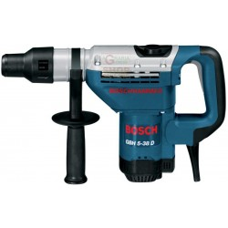 BOSCH HAMMER DRILL GBH 5-38 D ATTACK SDS-MAX MM 38 WATT. 1050