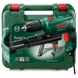 BOSCH HAMMER DRILL PSB500 RA WATTS. 500 WITH CASE