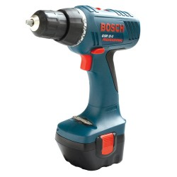 BOSCH DRILL DRIVER GSR 12-2 12V WITH 2 BATTERIES