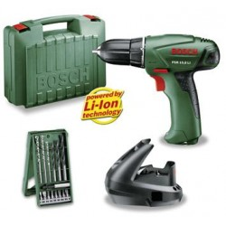 BOSCH DRILL driver V10,8 PSR10,8 BATTERY LITHIUM