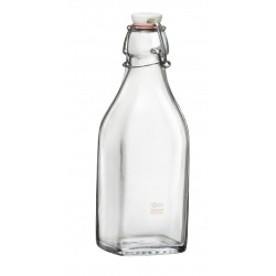 Bottle Bormioli Rocco Swing 125ml stopper glass water