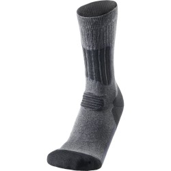 TECHNICAL SOCKS COURT COMPOSED OF COMBED COTTON POLYAMIDE