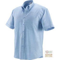 SHIRT 70% COTTON 30% POLYESTER, 140 GR SQM SHORT SLEEVE COLOR