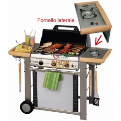 CAMPINGAZ GAS BARBECUES ADELAIDE 3L DLX 14 KW STOVE 203658