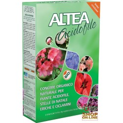 ALTEA ACIDOFILE CONCIME ORGANICO PER ACIDOFILE  GRANULARE PKG. 1