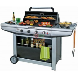 CAMPINGAZ GAS BARBECUES ADELAIDE 4P DLX 21KW STOVE