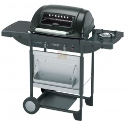 CAMPINGAZ BARBECUE A PIETRA LAVICA TEXAS KING.VOLUTION KW. 8,2