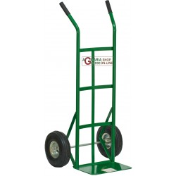 BAG TROLLEY WHEEL PNEUMATIC INFLATABLE CAPACITY KG.200