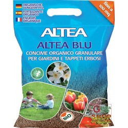 ALTEA BLUE 5-5-8 +2Mg ORGANIC MANURE CRUMBLED WITH GUANO KG. 4,5