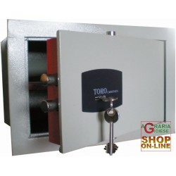 WALL SAFE MECHANICAL DOOR MM 8 CM.36x20x24h.