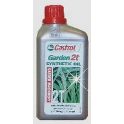 CASTROL GARDEN SYNT 2T SYNTHETIC OIL BLEND ML.125