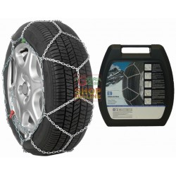 SNOW CHAINS FOR CAR, THULE E9 MM. 9 No. 090, SIMPLE ASSEMBLY