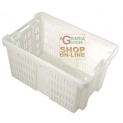 BASKET OLIVIA IS SUITABLE FOR THE TRANSPORT OF FRUIT AND