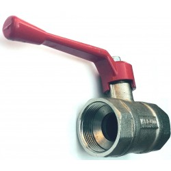 CIM BALL VALVE with complete opening SERIES T-10 LEVER HANDLE