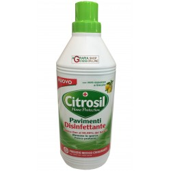 CITROSIL DISINFECTANT FOR FLOORS AGAINST GERMS AND BACTERIA ML.