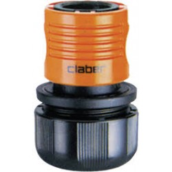 CLABER QUICK FITTING HOSE connector FOR HOSE mm. 19 - 25 3/4 p.