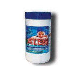 CHLORINE TABLETS 6 RIBBON GR. 200 KG. 5