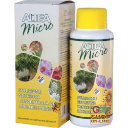 ALTEA MICRO NUTRIENT SOLUTION CONCENTRATED BASE OF