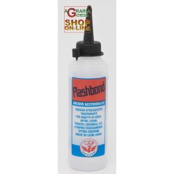 ADHESIVE GLUE QUICK TRANSPARENT FLASHBOND ML.125