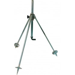 COLUMN TRIPOD FOR SPRINKLER 1 in. MOD. UNIVERSAL