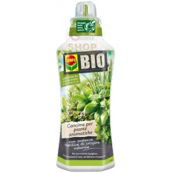 COMPO BIO FERTILIZER, LIQUID AROMATIC PLANTS ML. 500
