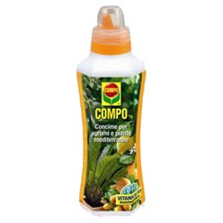 COMPO FERTILIZER CITRUS FRUITS AND MEDITERRANEAN HERBS LT. 1
