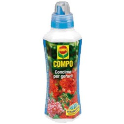 COMPO FERTILIZER GERANIUMS LT. 1,3