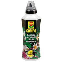 COMPO LIQUID FERTILIZER FOR FLOWERING PLANTS LT. 1