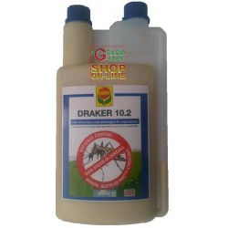 COMPO DRAKER 10.2 CONCENTRATED INSECTICIDE REPELLENT ML. 300