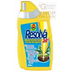 COMPO RESOLVA 24H SYSTEMIC HERBICIDE TOTAL FOR NON-AGRICULTURAL