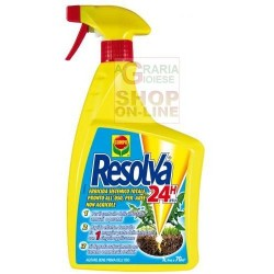 COMPO RESOLVA 24H RTU WEEDKILLER SPRAY READY TO USE SYSTEMIC